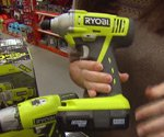 Ryobi 18-Volt Lithium-Ion Combo Drill/Driver Kit