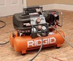 Ridgid Tri-Stack Air Compressor