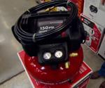 Porter Cable Nailer/Compressor Kit