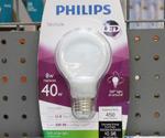 Philips SlimStyle LED Light Bulb