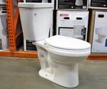 Delta Brevard FlushIQ Toilet
