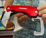 Husky Multi-Function Folding Knife