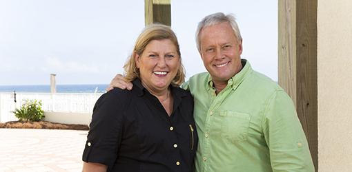 Sharon and Danny Lipford