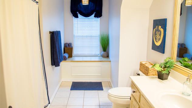 How to Create Beautiful Bathroom on Budget