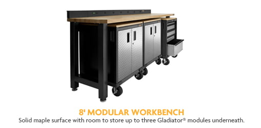 Gladiator Workbench