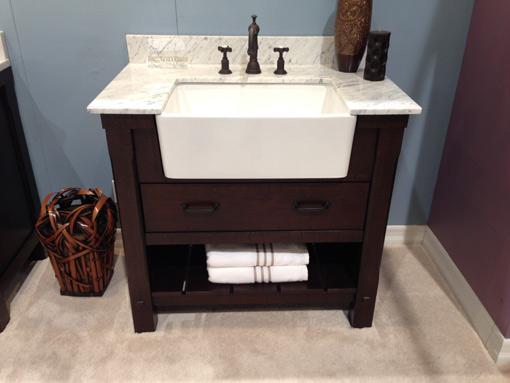 New Designs In Bathroom Vanities And Kitchen Cabinets