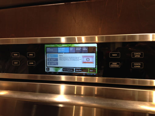 Dacor tablet oven
