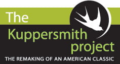 The Kuppersmith Project logo: The Remaking of an American Classic