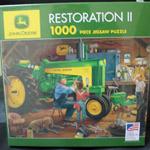 John Deere 1000-piece jigsaw puzzle