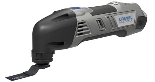 Cordless Dremel Multi-Max Oscillating Tool System
