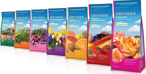 GreenView GreenSmart Specialty Plant Food
