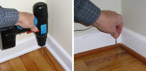 How To Run Wires In Existing Walls And Floors Today S