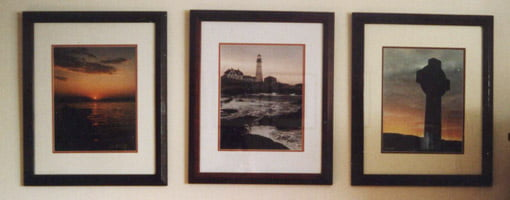 How To Frame Pictures Like A Pro Today S Homeowner