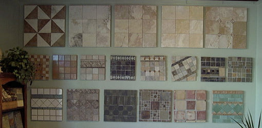 A wide variety of mosaic ceramic tile patterns are available.