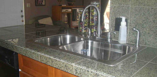 Incredible How To Install A Granite Tile Countertop Todays Homeowner Download Free Architecture Designs Scobabritishbridgeorg