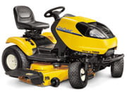 Zero Turn Radius (ZTR) Lawn Mower