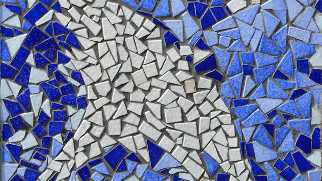 Mosaic tile example