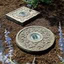 HomeBrite solar powered stepping stones