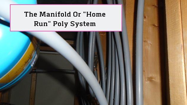 Manifold poly system