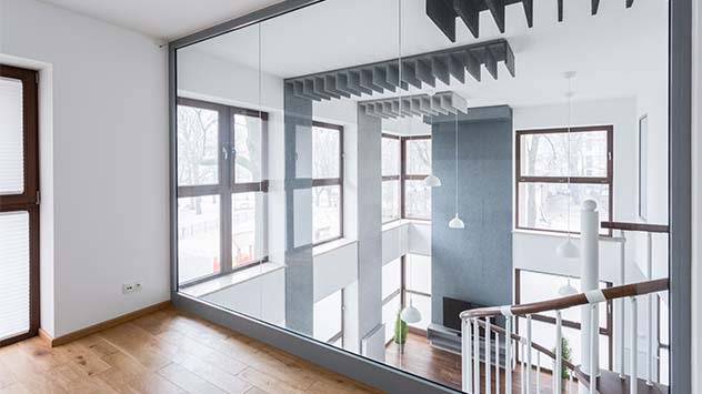 Safely Remove A Floor To Ceiling Mirror
