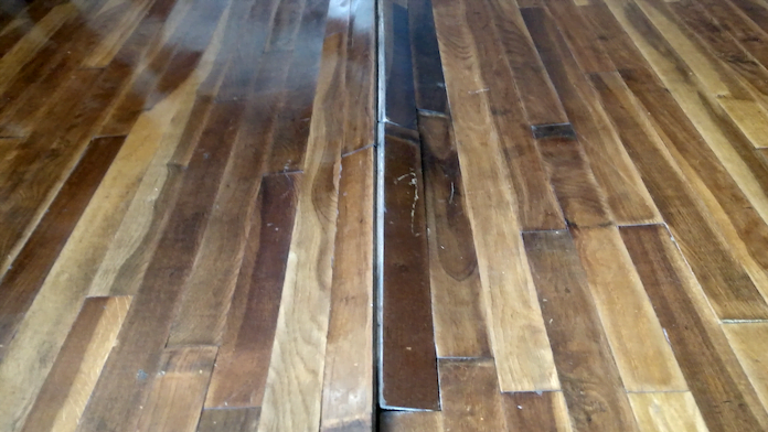 Ep 36. Buckling Floors, Keeping the Bugs Out & Woodworking Cleanup