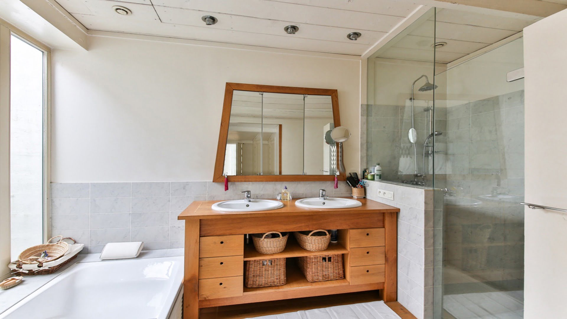 5 Ways To Freshen Up A Bathroom Today S Homeowner