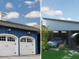 Garage or Carport