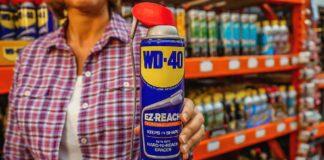 WD-40 EZ Reach with Straw