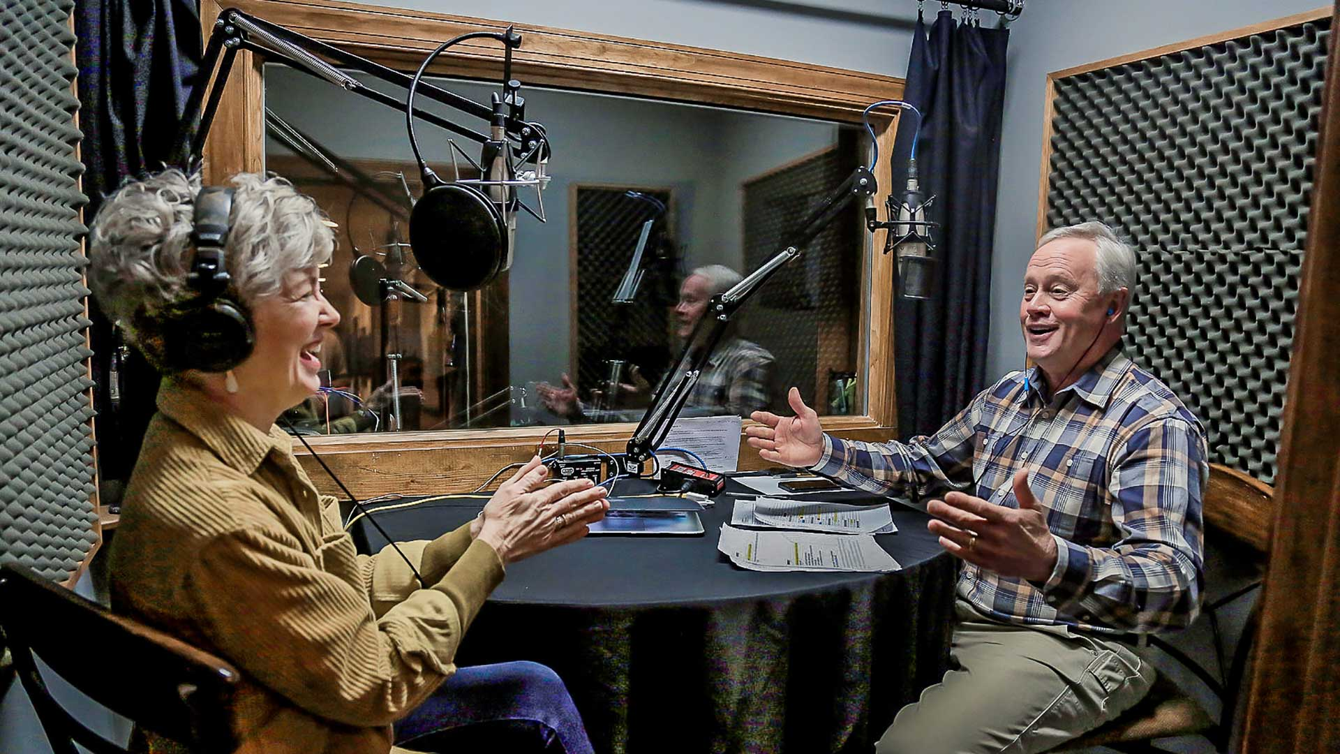 Danny Lipford talks with Kandy Negus podcast