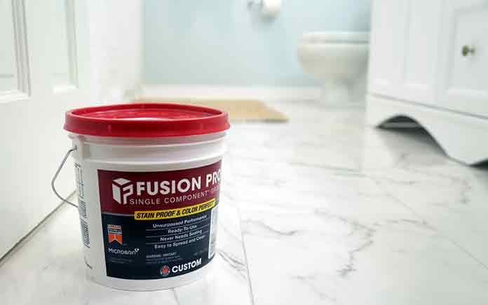 Fusion Pro by Custom Building Products