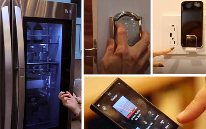 Innovative smart home products from Design and Construction Week 2020