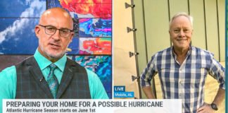 Jim Cantore and Danny Lipford discuss hurricane preparation on The Weather Channel