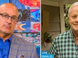 Jim Cantore and Danny Lipford