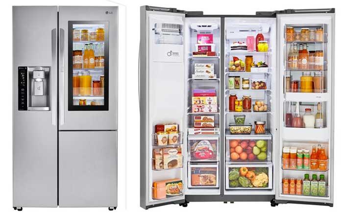 Pourquoi LG InstaView est le meilleur réfrigérateur intelligent