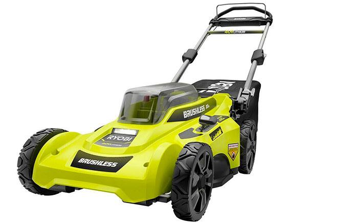 Ryobi Brushless Lawn Mower