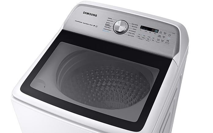 Samsung High-Efficiency top-load clothes washers