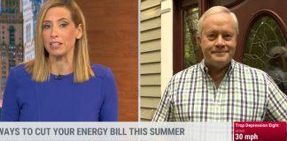 Weather Channel segment featuring Danny Lipford