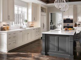 Dream kitchen, wide shot