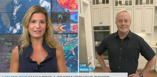 Jen Carfagno discusses hurricane preparation with Danny Lipford, of Today's Homeowner, on The Weather Channel