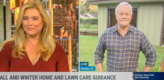 Danny Lipford shares fall and winter yard maintenance tips in a segment on The Weather Channel on how to work smarter, not harder.