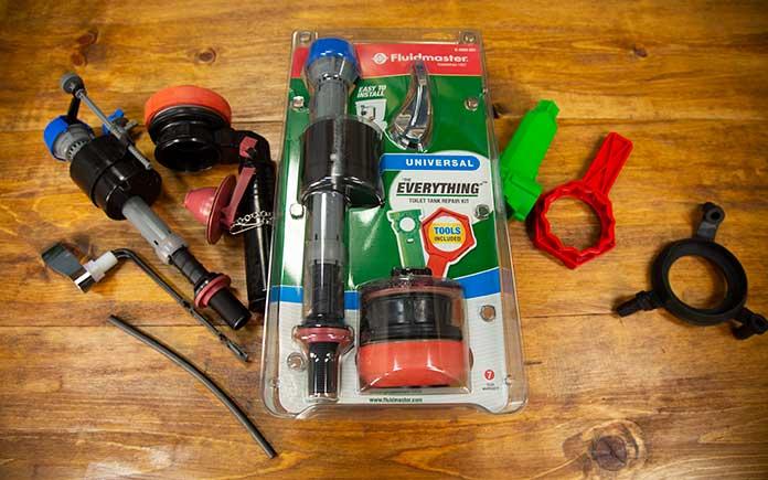 Fluidmaster Everything Kit