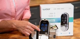Lockly home security video doorbell uses new technology to make homes safer and smarter.