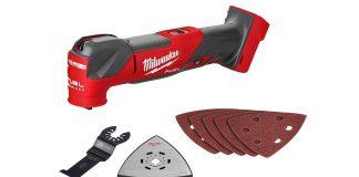 Milwaukee M18 Fuel Oscillating Multi-Tool