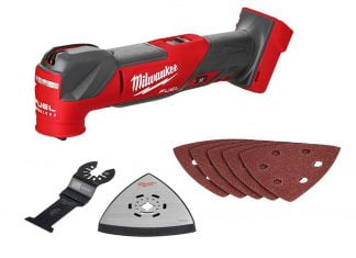 Milwaukee M18 Fuel Oscillating Multi-Tool