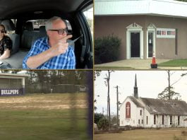 """""""Today's Homeowner"""" hosts Danny Lipford and Chelsea Lipford Wolf visit sentimental locations in Marianna, Florida"""