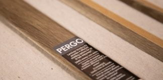 Pergo's 4-in-1 Laminate Molding Kit