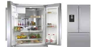 Bosch Smart Refrigerator