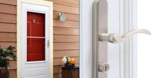 Emco Aluminum Storm Door
