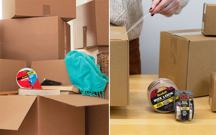 Moving Out the Right Way with 3M Products